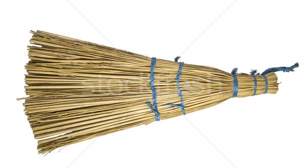 Household broom  Stock photo © designsstock