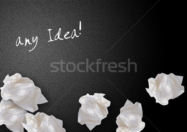 any idea Stock photo © designsstock