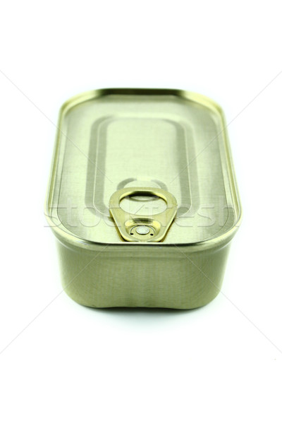 Closed sardine can  Stock photo © designsstock