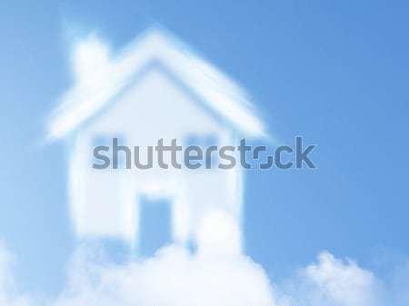 Dream of homeownership Stock photo © designsstock