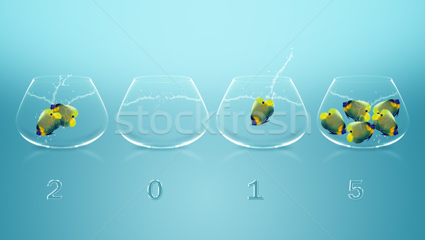 Happy New Year Stock photo © designsstock