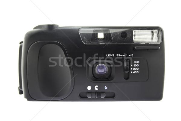 Old vintage camera Stock photo © designsstock