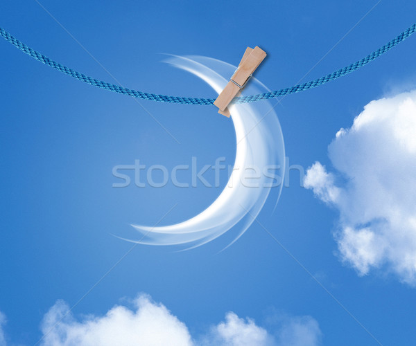Crescent  Stock photo © designsstock