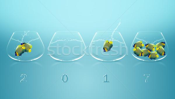 Happy New Year Stock photo © designsstock