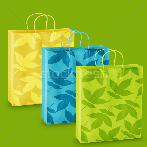 Shopping Bags Stock photo © designsstock