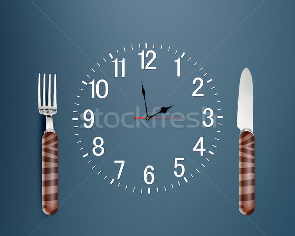 mealtime Stock photo © designsstock