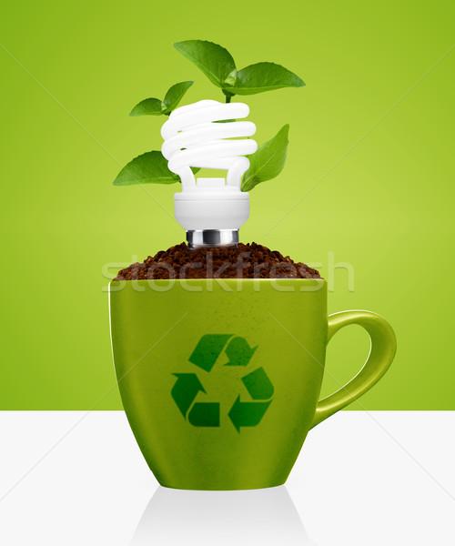 modern energy saving Stock photo © designsstock
