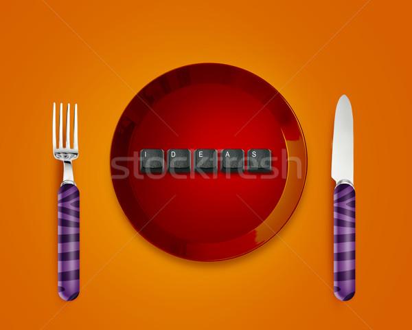 Ideas Food Stock photo © designsstock