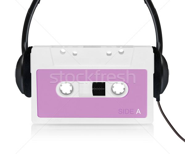 Audio casette Stock photo © designsstock