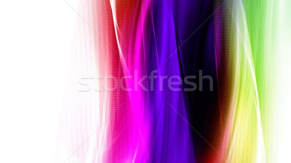 Criador elegante projeto onda cor fundos Foto stock © Designus