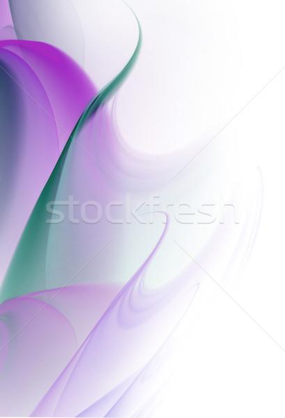 Criador elegante projeto abstrato onda cor Foto stock © Designus