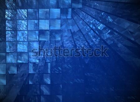 Kleurrijk magie kunst element abstract achtergrond Stockfoto © Designus