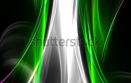 Creatieve element schoonheid beweging schilderijen Stockfoto © Designus