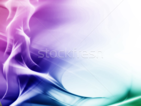 Colorido magia arte elemento abstrato ondas Foto stock © Designus