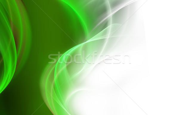 Criador elegante projeto beleza onda cor Foto stock © Designus