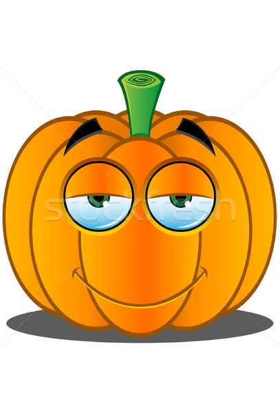 Jack o Lantern Pumpkin Face - 15 Stock photo © DesignWolf