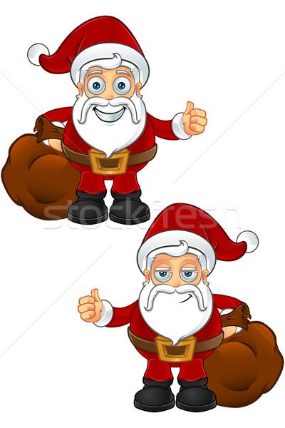 Santa Claus Character Stock photo © DesignWolf