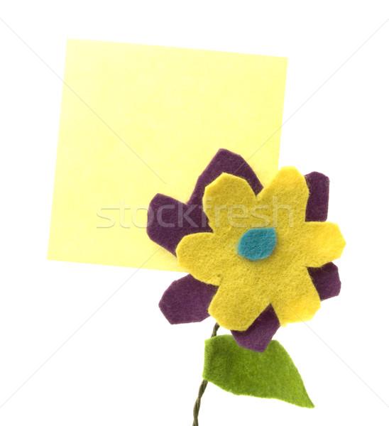 Flower-It Stock photo © devulderj