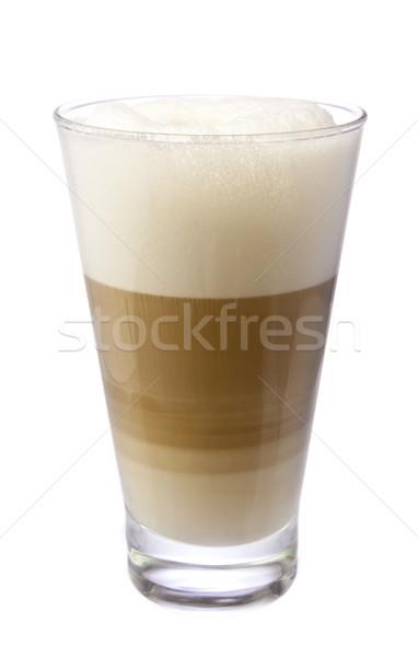 Latte Macchiato Stock photo © devulderj
