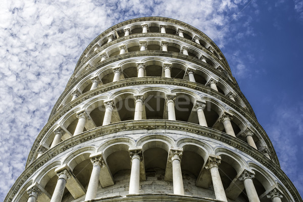 Leaning Tower of Pisa Stock photo © deyangeorgiev