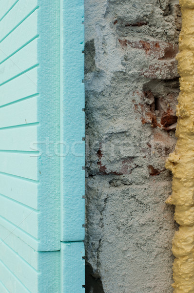 Soundproofing and insulation Stock photo © deyangeorgiev