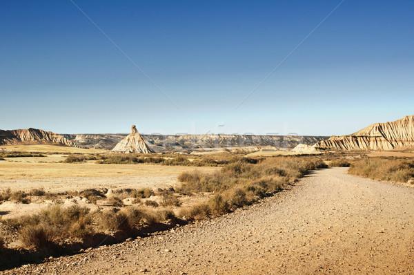 Red Desert Stock photo © deyangeorgiev