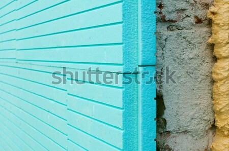 Soundproofing and insulation Stock photo © deyangeorgiev