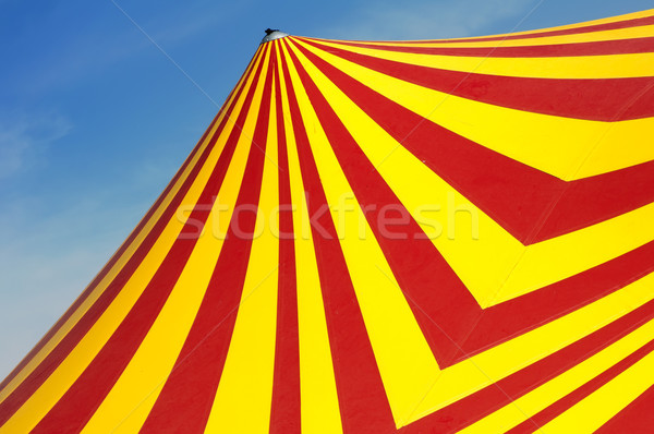 Circus dome Stock photo © deyangeorgiev