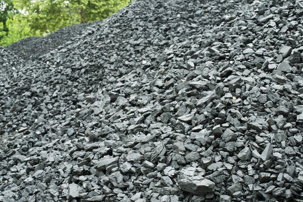 Coal pile Stock photo © deyangeorgiev