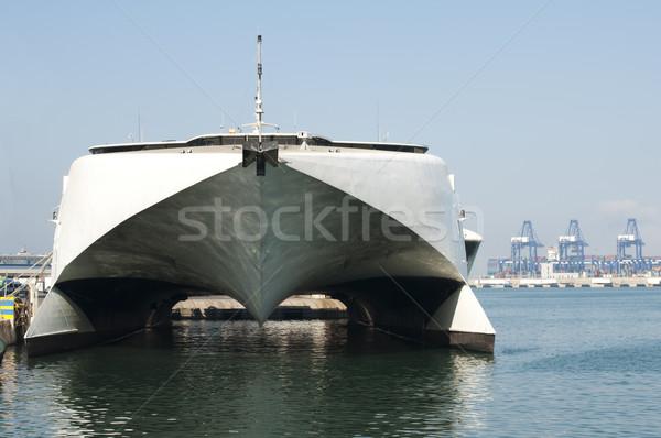 Ferryboat Stock photo © deyangeorgiev