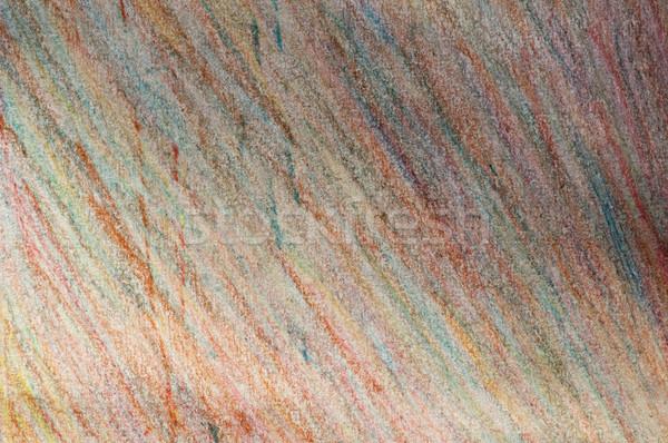 Pastel colores fondo textura mano pintura Foto stock © deyangeorgiev