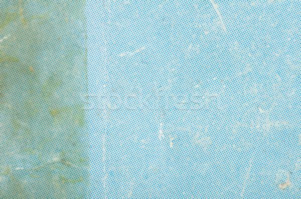 Old paper printed offset Stock photo © deyangeorgiev