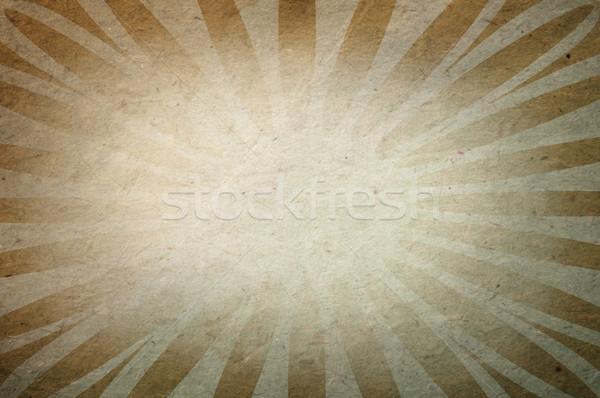 Decoratief retro papier stijl 80s textuur Stockfoto © deyangeorgiev