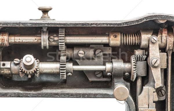 Machine partes mechanism Stock photo © deyangeorgiev