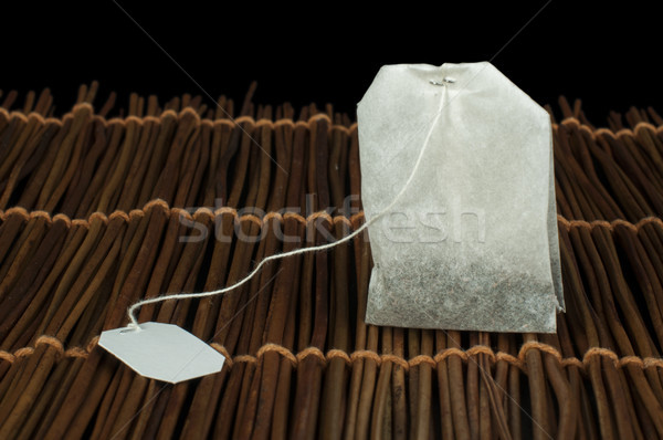 Tea bag Stock photo © deyangeorgiev
