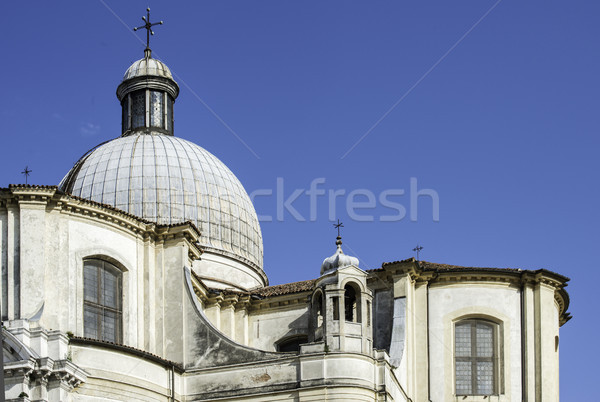 Santa Lucia church Venice Stock photo © deyangeorgiev
