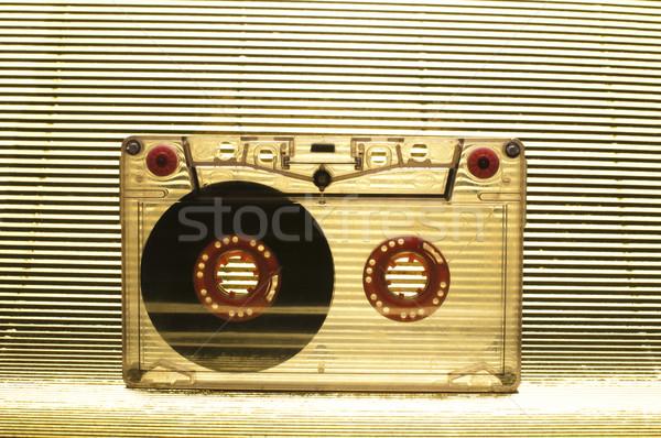 Cassette tape Stock photo © deyangeorgiev