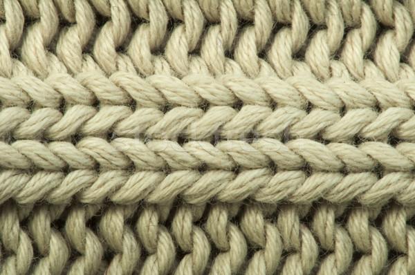 Old knit sweater background Stock photo © deyangeorgiev