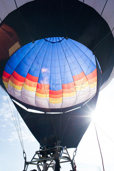 Stock photo: Close up balloon