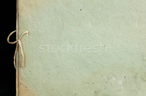 Foto d'archivio: Vecchio · carta · texture · carta · texture · spazio · bianco