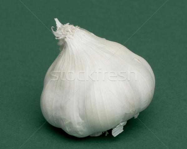 Whole head of garlic  Stock photo © deyangeorgiev