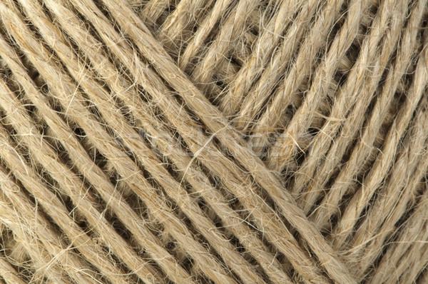 Hemp rope Stock photo © deyangeorgiev