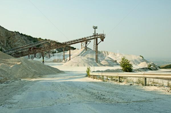 Quarry Stock photo © deyangeorgiev