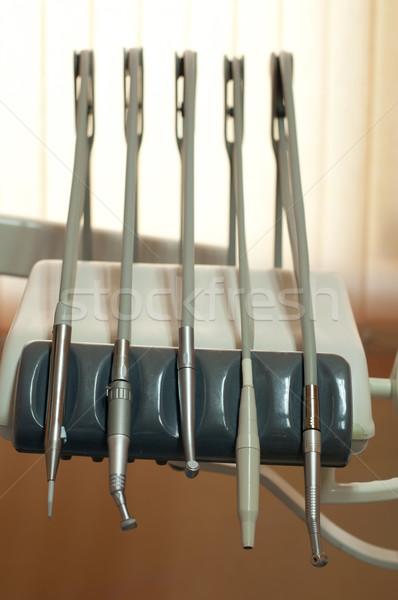 Dental machine and equipment Stock photo © deyangeorgiev