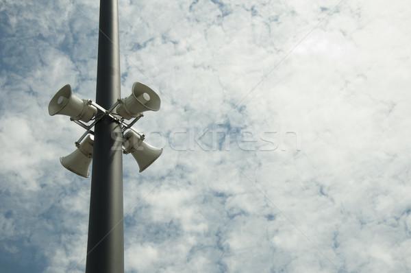 Loudspeakers  Stock photo © deyangeorgiev