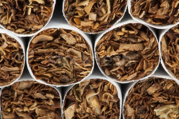 Heap of cigarettes Stock photo © deyangeorgiev