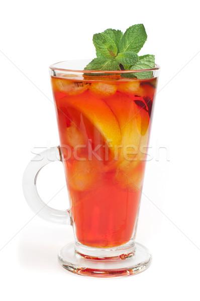 Ice tea Stock photo © deyangeorgiev