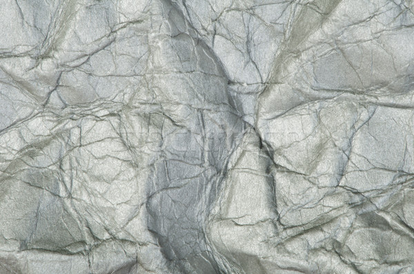 Background of old crumpled paper Stock photo © deyangeorgiev