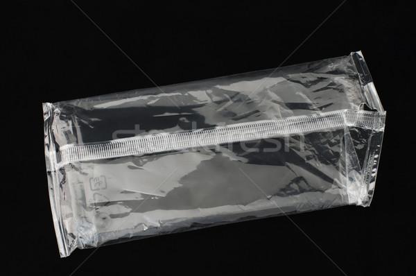 Transparent envelope packaging Stock photo © deyangeorgiev