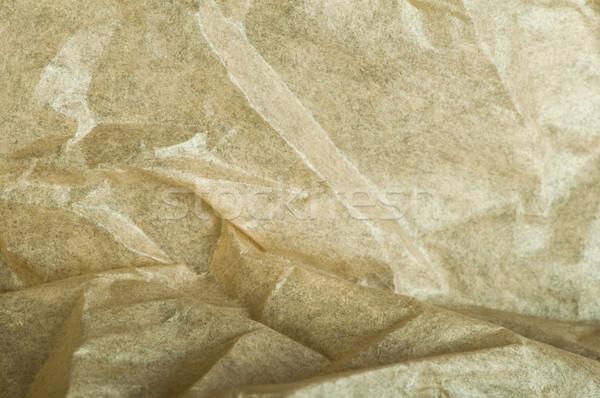 Bej kâğıt şeffaf soyut dizayn model Stok fotoğraf © deyangeorgiev